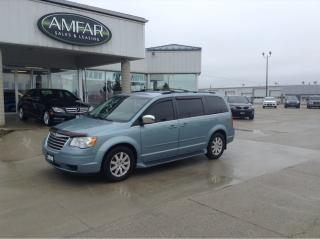 Used 2008 Chrysler Town & Country TOURING / 4.0 L / NO PAYMENTS FOR 6 MONTHS !!! for sale in Tilbury, ON