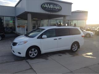Used 2016 Toyota Sienna LIKE NEW / NO PAYMENTS FOR 6 MONTHS !! for sale in Tilbury, ON