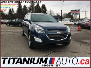 Used 2016 Chevrolet Equinox LT+Camera+Remote Start+Heated Power Seats+XM Radio for sale in London, ON