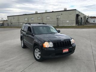 Used 2008 Jeep Grand Cherokee 4x4, Automatic certified, 3 years warranty availab for sale in North York, ON