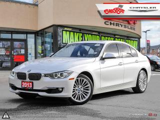 Used 2013 BMW 3 Series 328i xDrive P-ROOF H-TED SEATS B-TOOTH for sale in Scarborough, ON