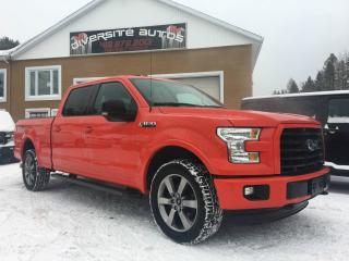 Used 2015 Ford F-150 ford f150 sport 2015 for sale in Neuville, QC