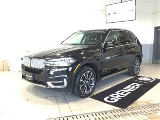 Used 2014 BMW X5 35i for sale in Terrebonne, QC