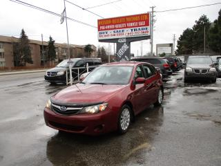 Used 2011 Subaru Impreza 2.5i w/Sport Pkg for sale in Scarborough, ON
