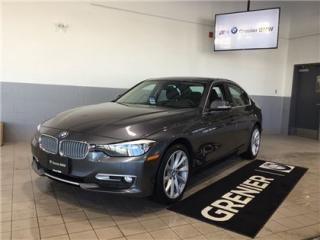 Used 2014 BMW 320 for sale in Terrebonne, QC