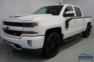 Used 2018 Chevrolet Silverado 1500 Lt, Rally-2, Crew for sale in Repentigny, QC