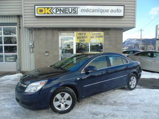 Used 2008 Saturn Aura Green Line Hybrid for sale in Beloeil, QC
