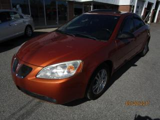 Used 2005 Pontiac G6 GT for sale in Saint-hyacinthe, QC
