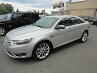 New and used ford tauruss in saint jerome qc carpages used 2017 ford taurus limited awd cuir toit navi demm a sciox Choice Image