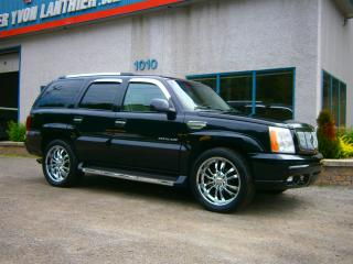 Used 2002 Cadillac Escalade 4dr 4WD for sale in Mascouche, QC