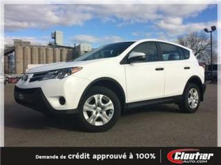 Used 2013 Toyota RAV4 Le A6 , Awd for sale in Trois-rivieres, QC