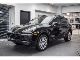 Used 2017 Porsche Cayenne Pano Roof 20-Inch for sale in Laval, QC