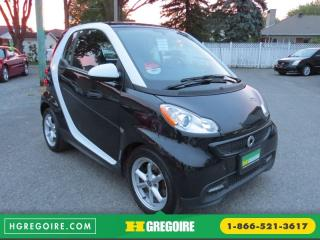 Used 2014 Smart fortwo PASSION AUT A/C MAGS for sale in Saint-leonard, QC