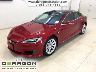 Used 2017 Tesla Model S for sale in Cowansville, QC