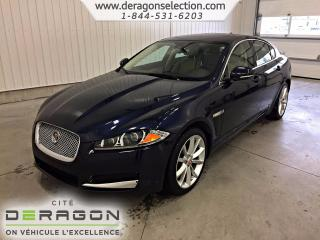 Used 2015 Jaguar XF Supercharged Awd for sale in Cowansville, QC