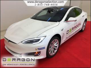 Used 2017 Tesla Model S 90d + Climat Glacial for sale in Cowansville, QC