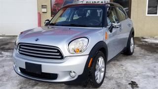 Used 2014 MINI Cooper Countryman PREMIUM, NAVIGATION for sale in Mirabel, QC