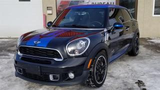Used 2013 MINI Cooper Paceman AWD S ALL4, 6 VIT for sale in Mirabel, QC