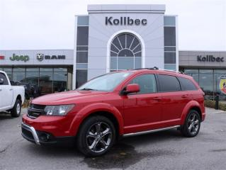 Used 2014 Dodge Journey Crossroad AWD for sale in Gatineau, QC