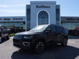 Used 2017 Jeep Compass LTD for sale in Gatineau, QC