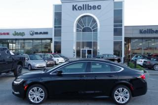 Used 2015 Chrysler 200 LTD for sale in Gatineau, QC