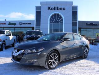 Used 2017 Nissan Maxima SV for sale in Gatineau, QC