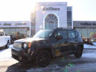 Used 2017 Jeep Renegade Sport Altitude for sale in Gatineau, QC