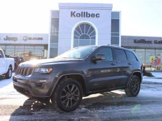 Used 2017 Jeep Grand Cherokee LTD for sale in Gatineau, QC