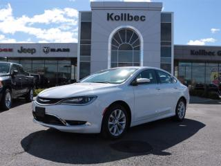 Used 2015 Chrysler 200 C for sale in Gatineau, QC