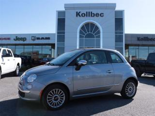 Used 2015 Fiat 500 C Lounge for sale in Gatineau, QC