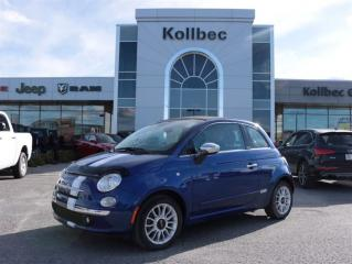 Used 2013 Fiat 500 C Lounge for sale in Gatineau, QC