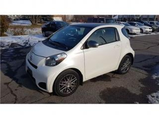 Used 2012 Scion iQ Base Cvt for sale in Saint-jerome, QC