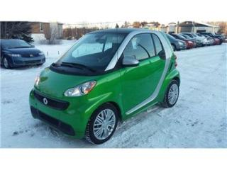 Used 2013 Smart fortwo for sale in Saint-jerome, QC