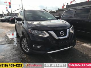 Used 2017 Nissan Rogue SV | AWD | ONE OWNER | CAM | HEATED SEATS for sale in London, ON