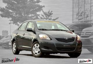 Used 2012 Toyota Yaris BASE for sale in Boucherville, QC