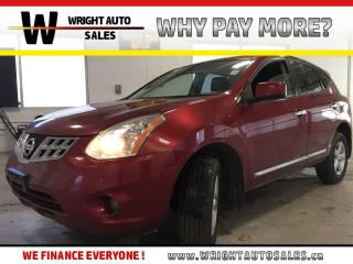 Used 2013 Nissan Rogue S|SUNROOF|BLUETOOTH|122,651 KMS for sale in Cambridge, ON