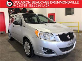 Used 2011 Suzuki Swift A/C for sale in Drummondville, QC