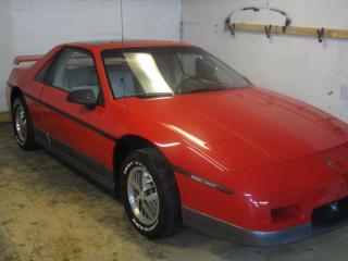 Used 1985 Pontiac Fiero GT for sale in Saint-hubert, QC