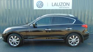 Used 2013 Infiniti EX37 for sale in St-Eustache, QC