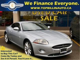 Used 2007 Jaguar XK Navigation, Bluetooth, 2 YEARS WARRANTY for sale in Concord, ON