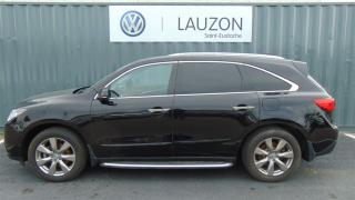 Used 2014 Acura MDX Elite Package for sale in St-Eustache, QC