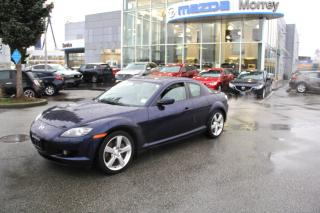 Used 2007 Mazda RX-8 GT (Lthr) 6sp for sale in Surrey, BC