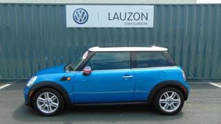 Used 2012 MINI Cooper 2dr Cpe for sale in St-Eustache, QC