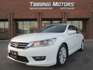 Used 2014 Honda Accord Ex-L | SUNROOF | BLIND SPOT | LEATHER HEATED SEATS for sale in Mississauga, ON