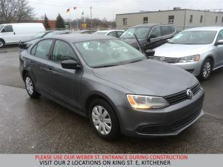 Used 2013 Volkswagen Jetta Trendline | HEATED SEATS | CRUISE for sale in Kitchener, ON