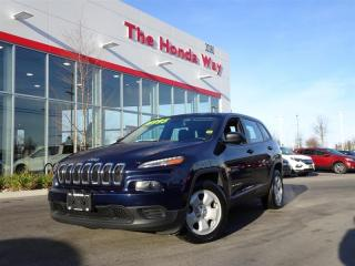 Used 2014 Jeep Cherokee for sale in Abbotsford, BC