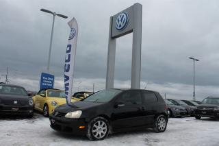 Used 2007 Volkswagen Rabbit 3-Door for sale in Whitby, ON