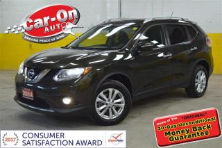 Used 2014 Nissan Rogue SV AWD PANO ROOF REAR CAM HEATED SEATS ALLOYS for sale in Ottawa, ON