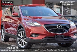 Used 2015 Mazda CX-9 GT AWD for sale in Pickering, ON