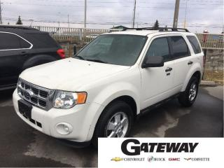 Used 2012 Ford Escape XLT|FWD | PWR WINDOWS | CRUISE CONTROL for sale in Brampton, ON